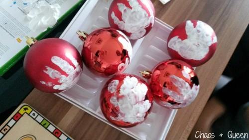 Weihnachtskugel DIY 3