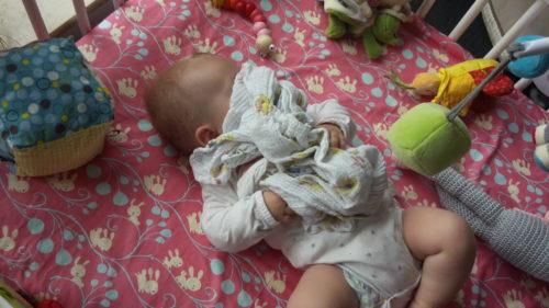 Baby Schmusetuch