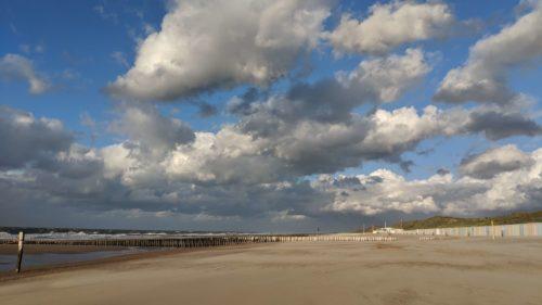 Allein am Strand Domburg