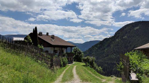 Anfahrt Thomasegghof