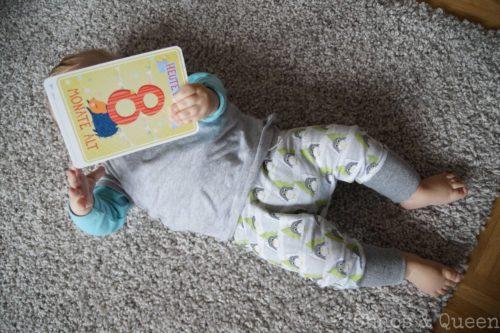 Baby Rückenlage 8 Monate