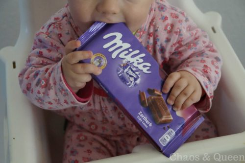 Baby Tafel Schokolade