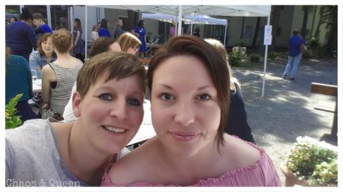 Chaos & Queen und Liebling ich blogge jetzt