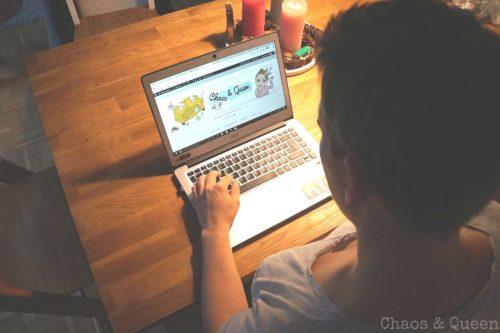 Bloggen als Arbeit