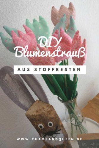 DIY Blumenstrauß Pinterest