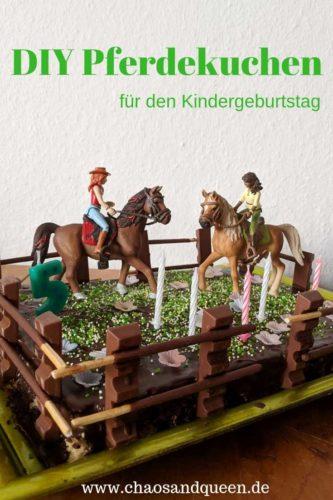 DIY Pferdekuchen
