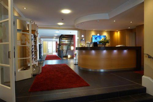 Empfang Hotel Diedrich