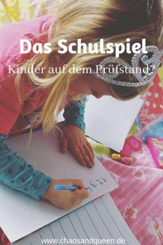 Vorbereitung auf die Grundschule
