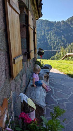 Ferienwohnung Birke Thomasegghof