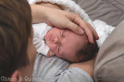 Erstlingsmutter