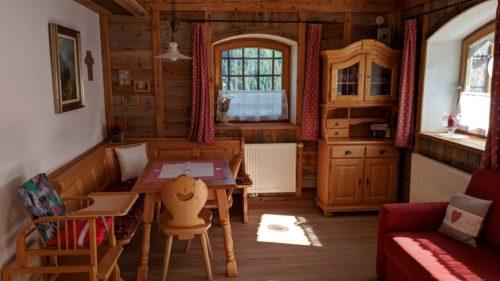 Ferienwohnung Birke Thomasegghof Südtirol
