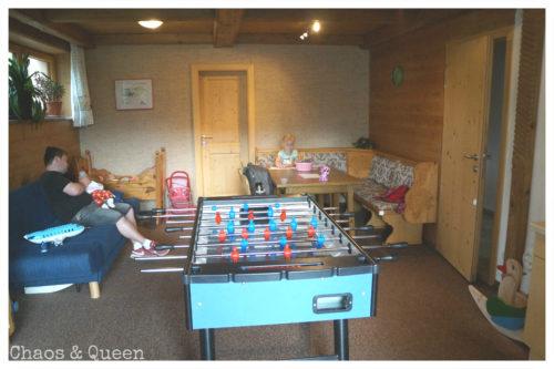 Haus Fischbacher Spielzimmer