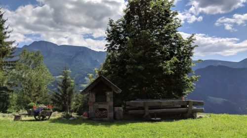 Grillplatz Thomasegghof