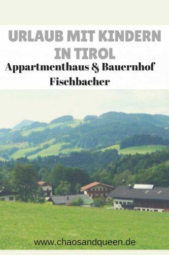 Haus Fischbacher Tirol