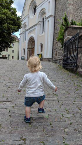 Mein Kind auf dem Weg zum Kindergartenkind