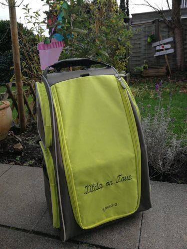 Personalisierter Kindertrolley