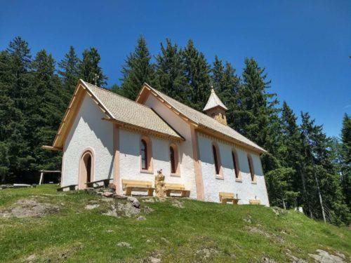 Kapelle Putzer Kreuz Sarnthein