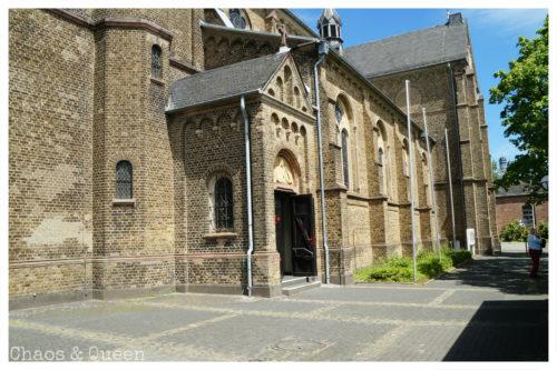 Kirche Aussenansicht