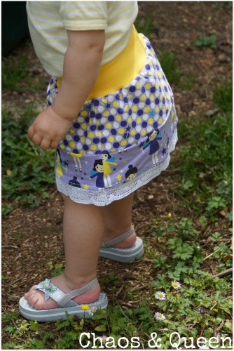Little Summer Rockers Dress 3