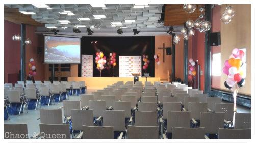Plenarsaal Blogfamilia 2017