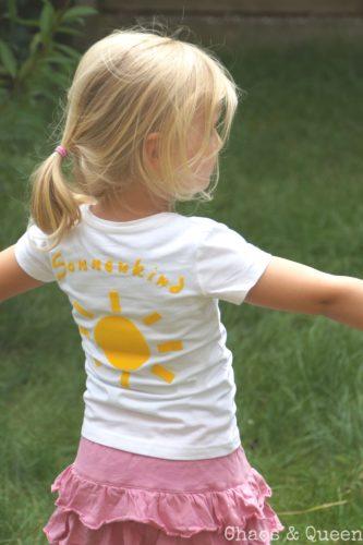 Tshirt Sonnennkind