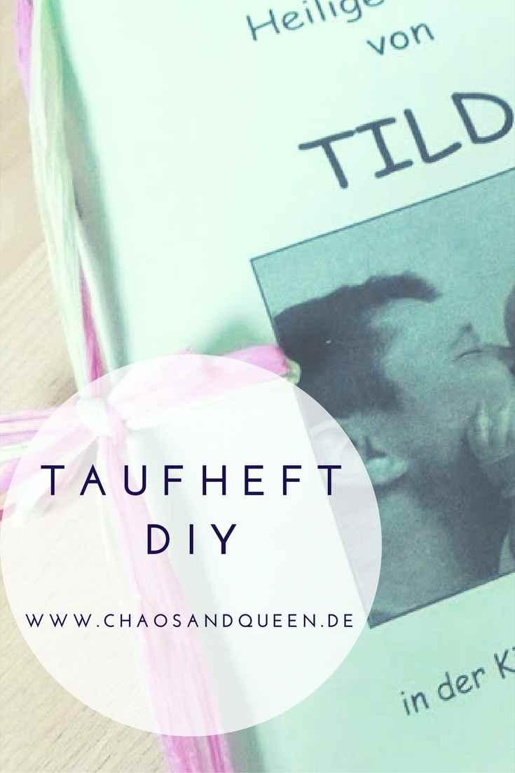 Bildergebnis Fur Taufheft Vorlage Word Zur 14