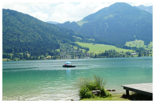 Bootstour Walchsee