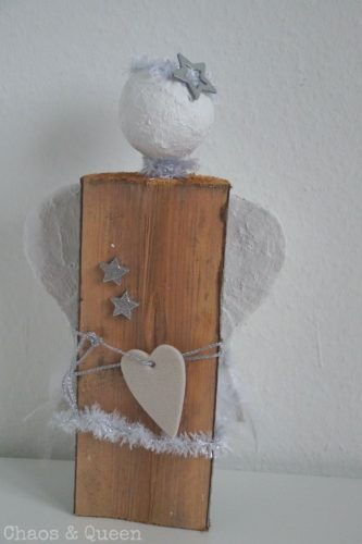Weihnachtsengel DIY