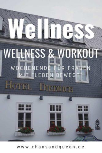 Wellness-Workout- Wochenende für Frauen
