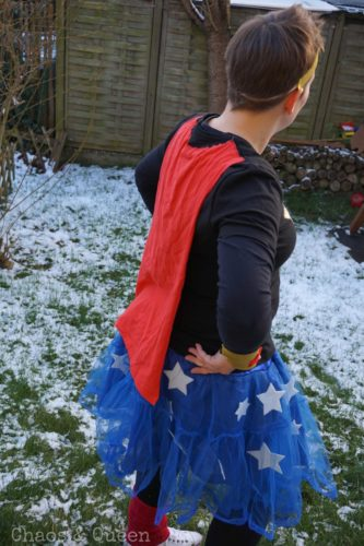 Wonder Woman Kostüm 1