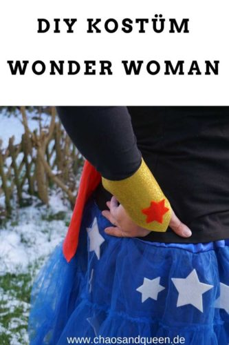 Wonder Woman Kostüm Pinterest