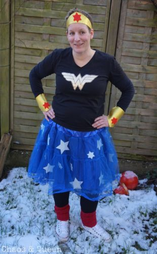Wonder Woman Kostüm 2
