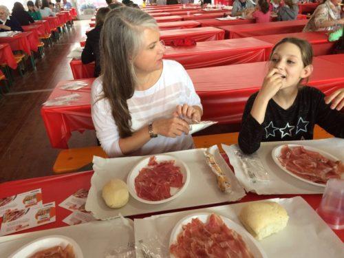 Leben mit Kindern in Italien